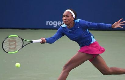 Tennis round-up: Venus advances; Kyrgios rolls on