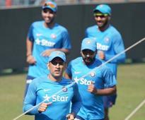3rd ODI: Dhoni in leadership role as Kohli skips optional practice