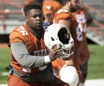 UT starting lineman Perkins charged with DWI