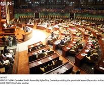 Sindh Assembly: MPs want timely spending of all released funds
