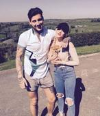 Stephanie Davis fears pregnancy will turn her into a 'nightmare' as she struggles with hormones