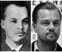 Check Out the Resemblance: Leonardo DiCaprio May Play Vladimir Lenin