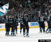 Sharks Top Kings In Game 4, 2-1: San Jose Ties Series (VIDEO)