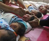 India vaccination rate up 18% in 10 yrs but still trails China, Bangladesh
