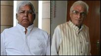 Fodder scam: CBI court orders personal presence of Lalu Prasad, Jagannath Mishra tomorrow