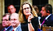 Failure of EU free trade deal would leave Canada stranded