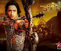 Shaheer Sheikh's Mahabharat listed among 20 best TV series of the world