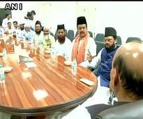 No talks with Pak zindabad shouters: Clerics