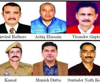 DGP Medals awarded to 233JKP, 26 CPMF personnel