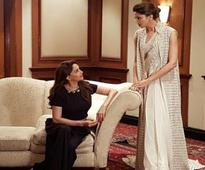 Deepika and Madhuri look so stylish together we can't decide who looks better
