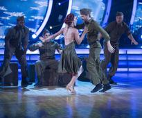 Ryan Lochte bombs, James Hinchcliffe seems like an awesome dude on 'Dancing with the Stars'
