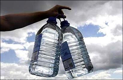 Fear of death drives up bottled-water sales: Study