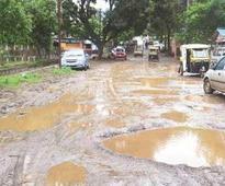 Rains expose shoddy civic work