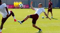 Arjen Robben, Jerome Boateng back for Bayern Munich's Bundesliga match