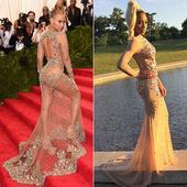 This Teen Re-Created Beyoncé's Met Gala Look, Walked Into Prom Like Nobody's Business