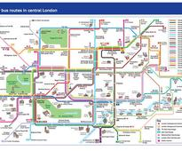 London Underground Tube strikes: How to get around London by bus today