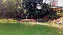 Green is not always good, not at least in Powai