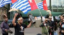 Indonesia detains hundreds of pro-independence demonstrators in Papua