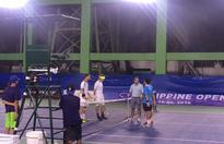 Alcantara, Indonesian partner gain ATP finals