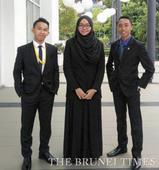 3 UNISSA students take top spot at debate competition in Malaysia