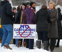 US candidates face next test as New Hampshire votes