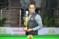 Kothari wins it in style