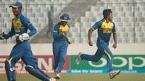 U-19 World Cup: Sri Lanka beat England, to meet India in semis