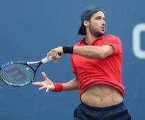INTERVIEW-Tennis-Spain's golden era is fading but Lopez stays positive