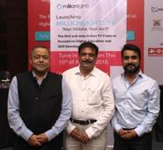 Millionlights launches first and only Indian TV Channel focused on higher education and Skill Development