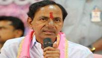 Telangana CM K Chandrasekhar Rao launches third phase of tree plantation drive