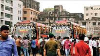 India-Nepal-Bangladesh buses flagged off