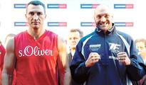 Klitschko vows to humble Fury in rematch