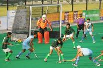 India vs Pak in U-18 Asia cup hockey se... India vs Pak in U-18 Asia cup hockey semis
