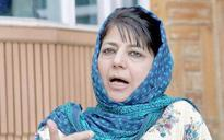 Mehbooba Mufti sworn in as first woman Chief Minister of Jammu & Kashmir