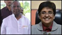 No lack of coordination with Lt Guv Kiran Bedi, says Puducherry CM Narayanaswamy