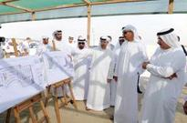 Lootah visits new fish market project in Hamriya