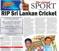 SEE PICS: Sri Lankan daily rips apart national team in a SCARY way after defeat to Bangladesh