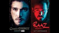 Emraan's 'Raaz Reboot' look is similar to Jon Snow's from 'Game of Thrones'!