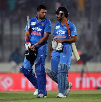 Dhoni did not have any say in dropping Gambhir and Yuvraj: Patil