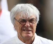 Bernie Ecclestone casts doubt over his future role in the running of Formula One