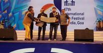 Daughter of an arrogant father wins Golden Peacock at IFFI