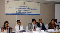 Tripartite consultation on Country Level Engagement and Cooperation  to Reduce Child Labour (CLEAR) in Sri Lanka