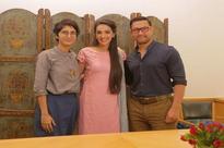 Aamir Khan, Kiran Rao on 'The Tara Sharma Show', raise funds for drought hit farmers of Maharashtra