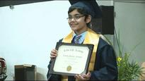 12-Year-Old Indo-American Prodigy Hopes To Become A Doctor By 18