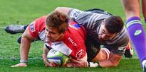 Rugby: Lions put bite on tired Crusaders
