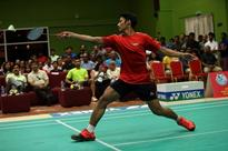 Welcome luck for Imam Adil and Haritha Harinarayan at Indian Club UAE Badminton Open