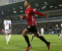 Premier League: Jose Mourinho says Zlatan Ibrahimovic 'not here for money or prestige'