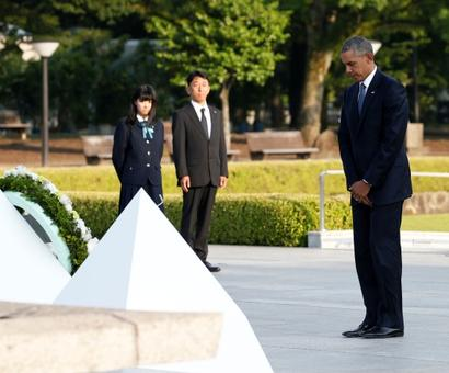 'Most Japanese don't want an apology for Hiroshima'