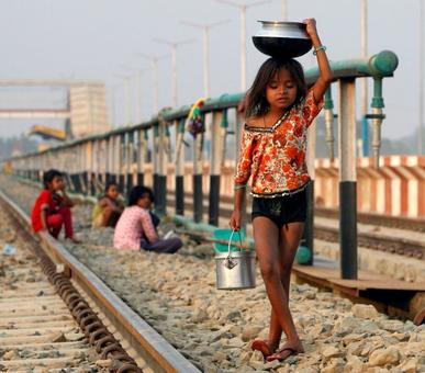 63 million Indians don't have access to clean water