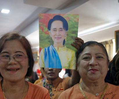 Amid criticism over Rohingya crisis, Suu Kyi to skip UNGA